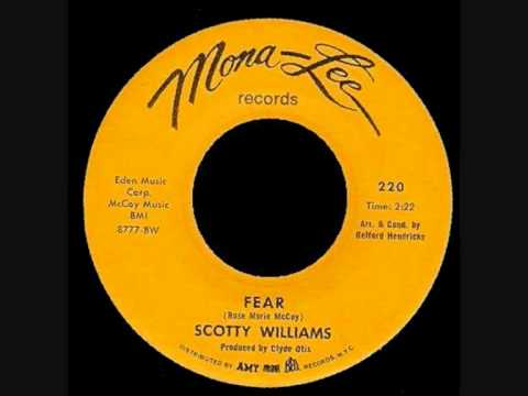 Scotty Williams - Fear