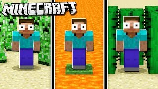 The WORST THINGS that can Happen to You in Minecraft!