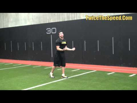 How to &quot;Run Faster&quot; &quot;Speed Training&quot; Drills To Improve &quot;Sprint Speed&quot; &quot;Acceleration&quot; Deceleration