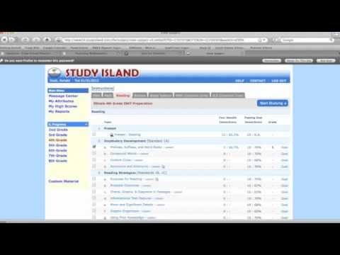 Study Island Login - K12