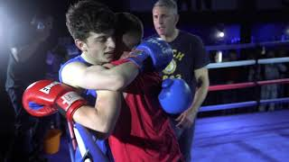 Dynamite Boxing. Leo Ball vs Matt Gibson