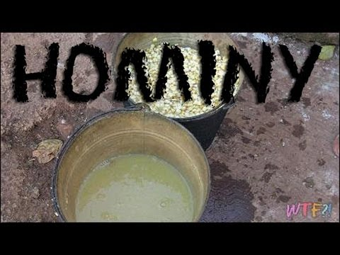 how to make corn nuts with hominy