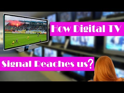 How Digital Cable TV Work