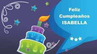 Isabella- HAPPY BIRTHDAY - Cards