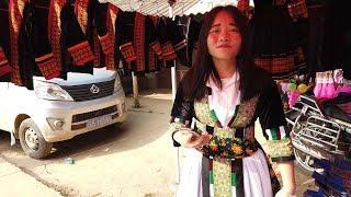 Chợ biên giới Việt-Trung có gì? I Phần 2