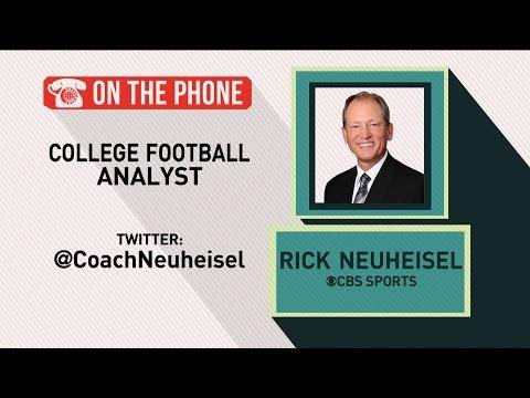 Gottlieb: Rick Neuheisel talks college football playoffs