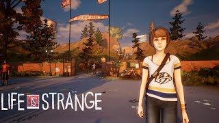 Unreal Engine 4 -- Life is Strange Park Level V2