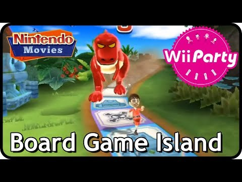 Wii Party - Board Game Island (Multiplayer)