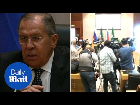 Russia's Lavrov says Trump-Kim meeting step in right direction - Daily Mail
