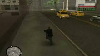 GTA san andrea loquendo - Invacion Alienigena Cap 1