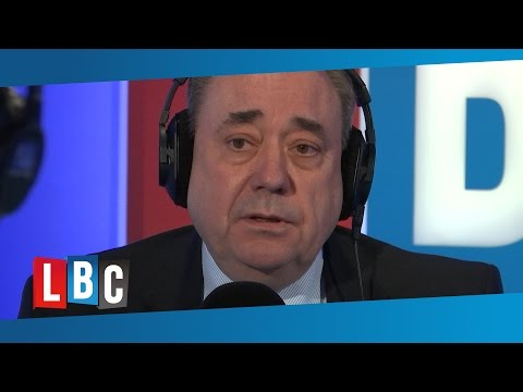 The Alex Salmond Phone-In: 20th January 2016
