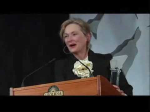 The Funny Clips of Meryl Streep Video