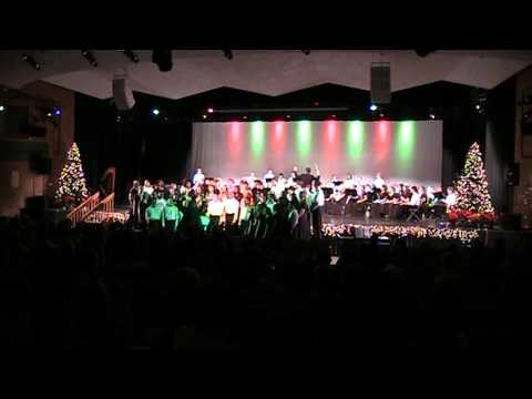 Northwest Catholic High School Christmas Concert 2012: Finale