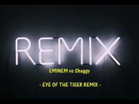 EMINEM vs Shaggy - Eye Of The Tiger REMIX