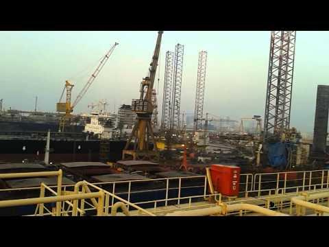 Drydocks world- dubai