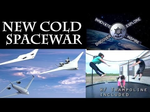 New Cold Space War X - USA - NASA - SpaceX - Russia - SNAFUBAR