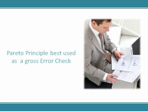 80-20 Rule   The Pareto Principle