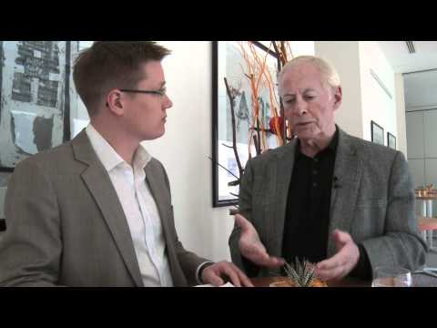 Interview with Brian Tracy (part 1/3: Sales)