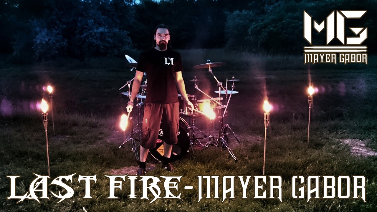 [Last Fire - Katona (Drum video)] Video