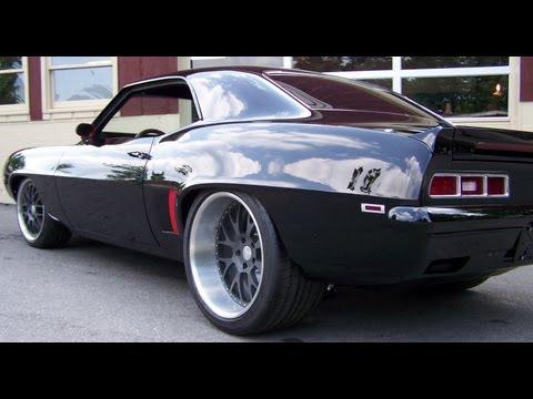 69 Camaro Street Rod