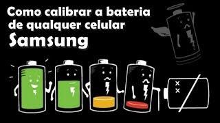 Como calibrar a bateria do seu celular da Samsung