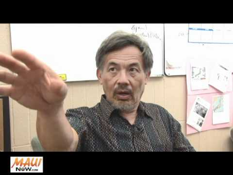 Dengue Update with Dr. Lorrin Pang, Maui District Health Officer - by Wendy Osher - April 13, 2011