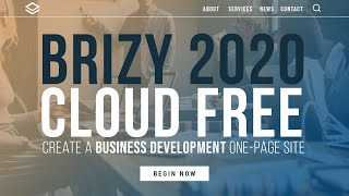 Make a Webpage In Brizy Cloud FREE—Completely FREE!!!