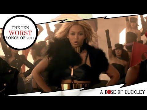 The Ten Worst Songs of 2011
