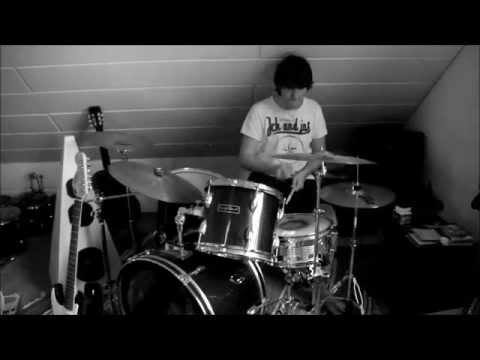 Green Day - Brutal Love (Drumcover by Lennart)