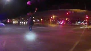 Spokane Police Shoot Man With Knife
