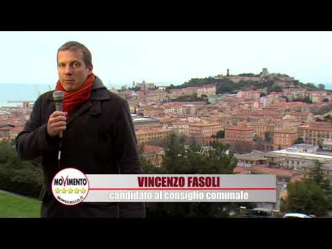 Presentazione ufficiale Movimento 5 Stelle alle comunali di Ancona 2013