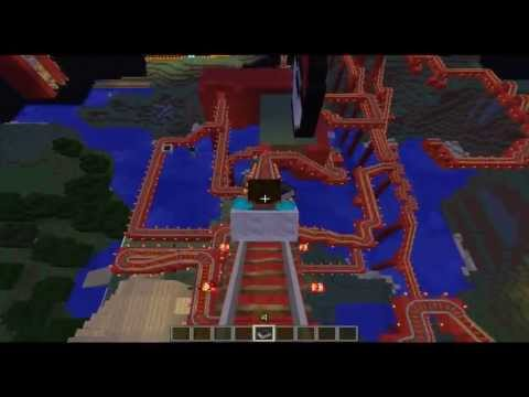 Największa Kolejka Górska RollerCoaster / Big RollerCoaster