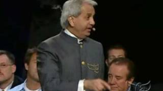 Benny Hinn - Preparation for Ministry (1)
