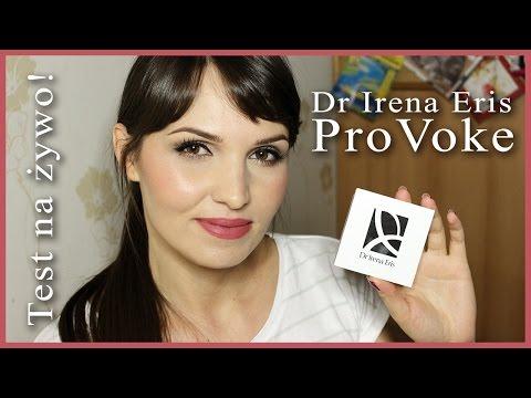 ✦ TEST NA ŻYWO: Dr Irena Eris - ProVoke ✦