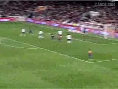 Valencia VS Barcelona.