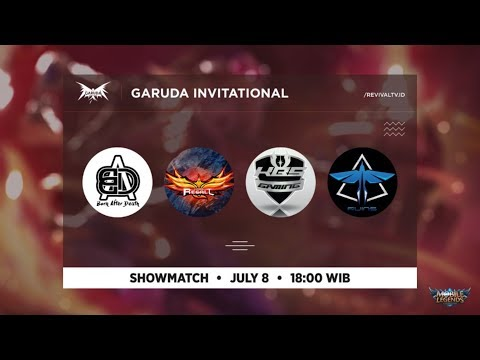 Live Giveaway Mobile Legends Re Vs Ruins Garuda Invitational Match