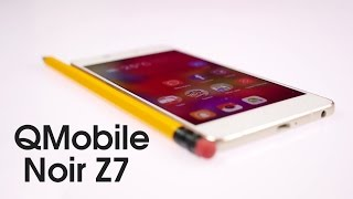 QMobile Noir Z7 | The sexiest and slimmest phone in the world |