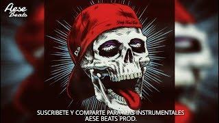"""Base De Rap - """"Hasta La Muerte"""" - Hip Hop Instrumental - Estilo Mexicano _ [Aese Beats] 2018"""