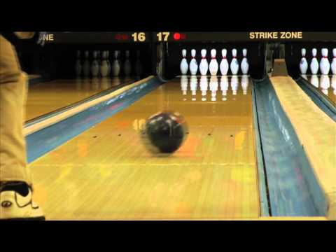 Brunswick C System Maxxed Out Bowling Ball Reaction Video Ball Review