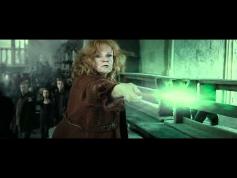 Molly Weasley vs Bellatrix Lestrange