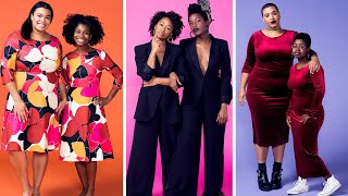 Women Try Tracee Ellis Ross's Size-Inclusive Clothing Line