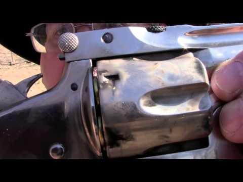 Ubertis Russian Topbreak Revolver.mov