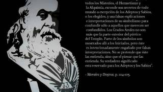 Frases de Albert Pike (Mason 33° - Doctrina Luciferina)
