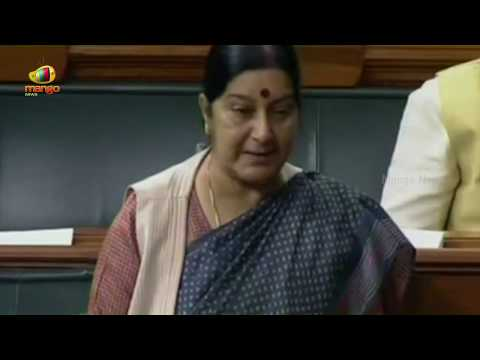 BJP Minister Sushma Swaraj clarifies rumors of abducted Indians in Iraq