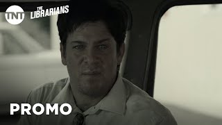 The Librarians: And the Echoes of Memory - Season 4, Ep. 12 [PROMO] | TNT