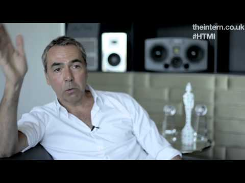 HOW TO MAKE IT - Music Industry (Top 5 Tips - Nick Gatfield, Sony Music)