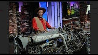 Slamet Jenggot, Seniman Alat Musik Kinetik Dari Barang Bekas | HITAM PUTIH (10/10/18) 1-4