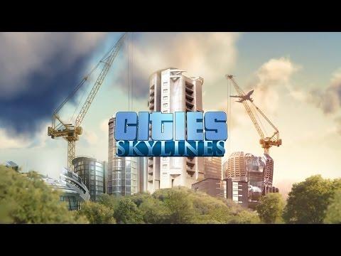Road Building - Cities Skylines - Part 4