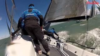 Rolex Farr 40 World Championship 2012 - Day 3 - Enfant Terrible-Adria Ferries