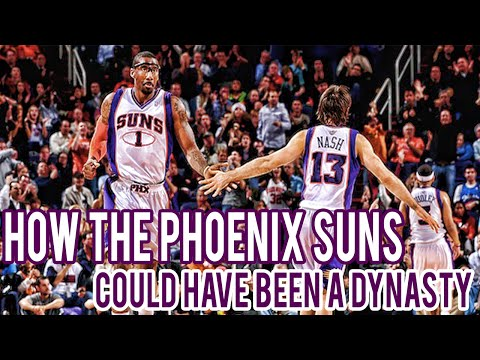 How Steve Nash's Suns Could Have Been a NBA Dynasty